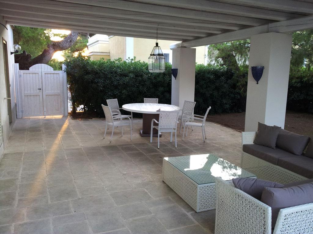 Appartamento sole - Veranda in giardino ...